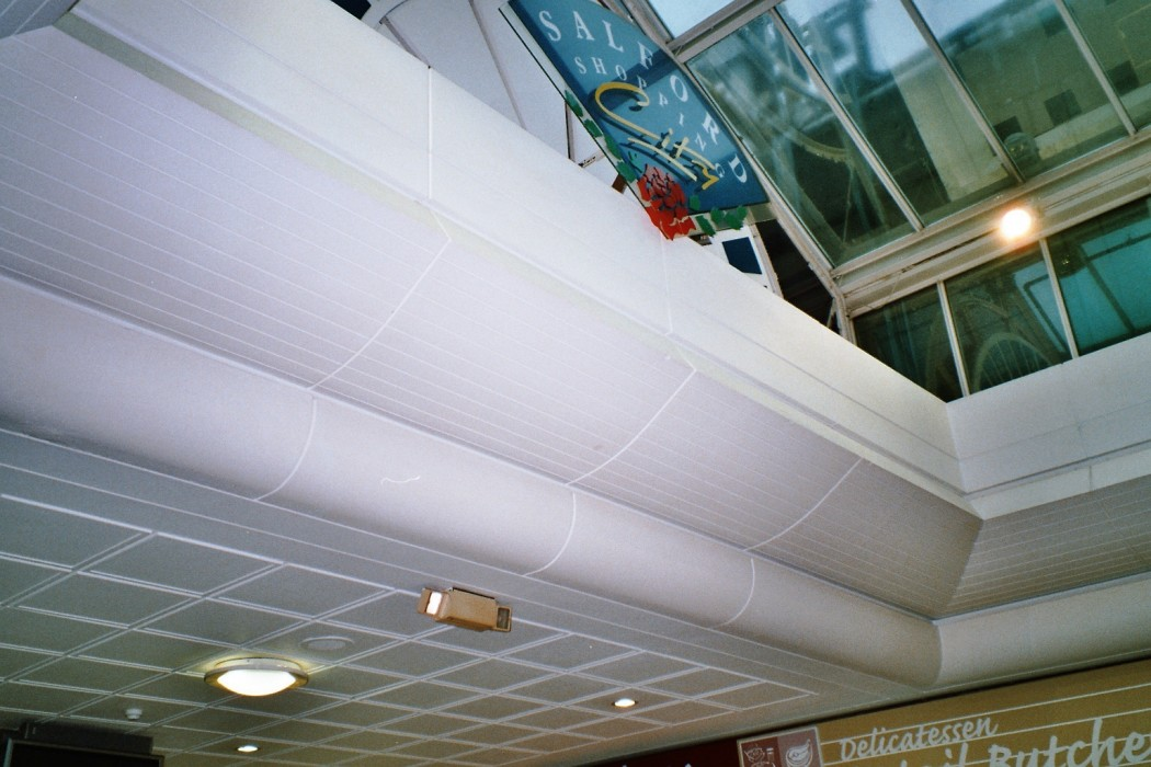 GRG Ceilings, Soffits and Light Troughs